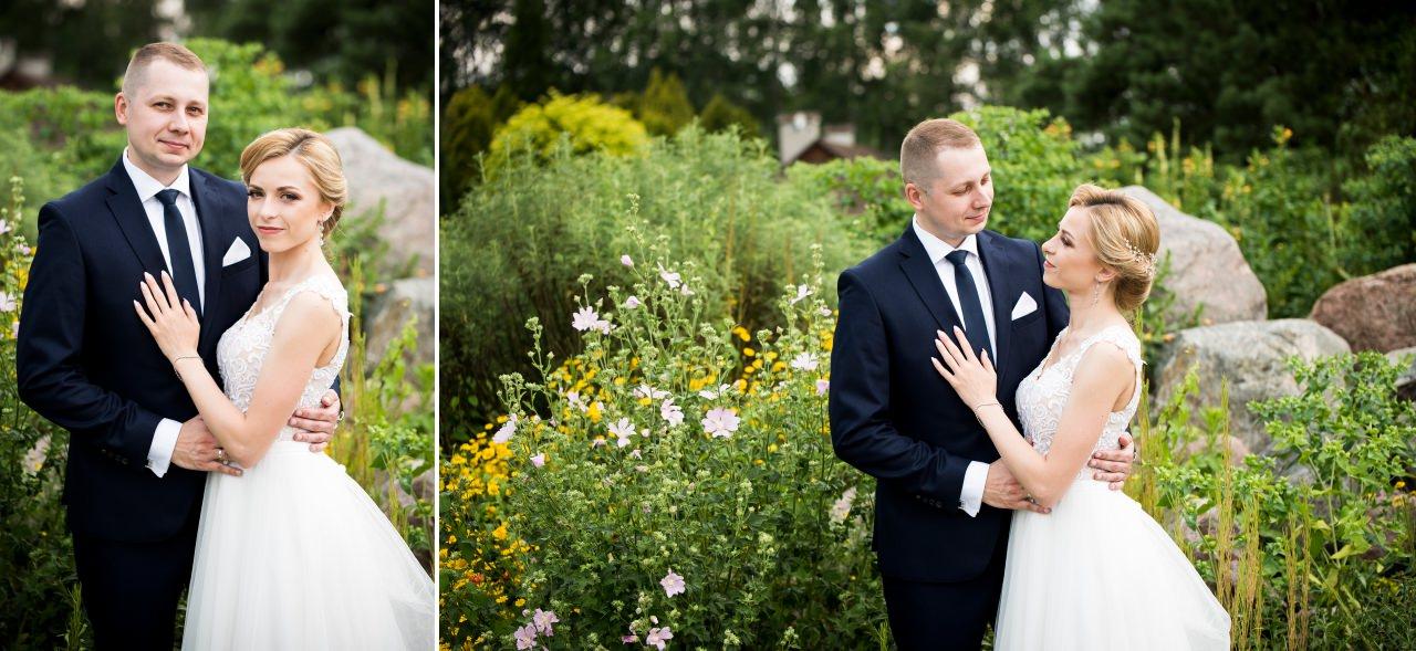 Sesja ślubna w Bolestraszycach i Krasiczynie